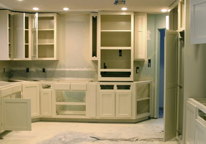 Painting Kitchen Cabinet Remodeling Houston