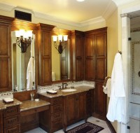 Remodeled Bath Vanity Houston TX