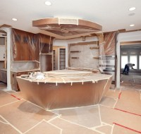 Construction Remodeling of Luxury Home Houston