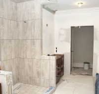 Remodeling Project of Bath Houston