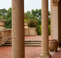 Stone Columns and Pavers Houston