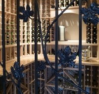 Wine Cellar Renovation Project Houston