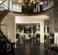 New Construction of Foyer Entry Houston