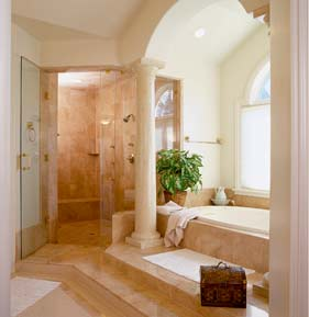 Glamorous bathroom remodeling and renovation in houston tx for Bathroom remodel 77084