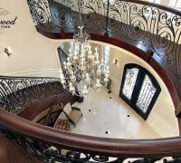 custom home builders houston