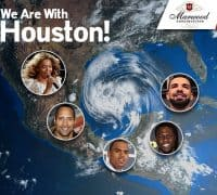 Celebrities Stand By the Victims of Harvey