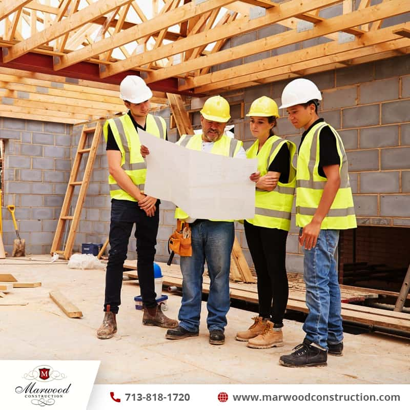 Construction Processes Followed by General Contractors in ...